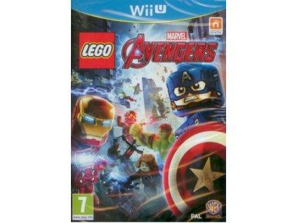 WiiU LEGO Marvel Avengers