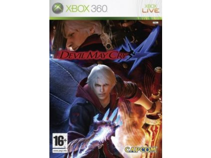 X360 Devil May Cry 4