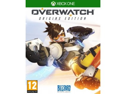 XONE Overwatch Origins Edition