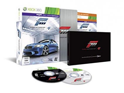 X360 Forza Motorsport 4 Limited Collectors Edition CZ