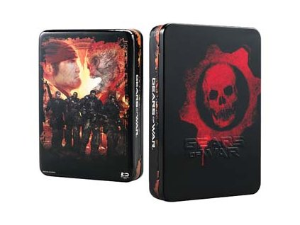 X360 Gears of War Limited Collectors Edition