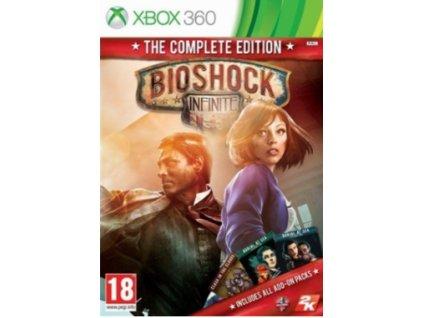 X360 Bioshock Infinite The Complete Edition