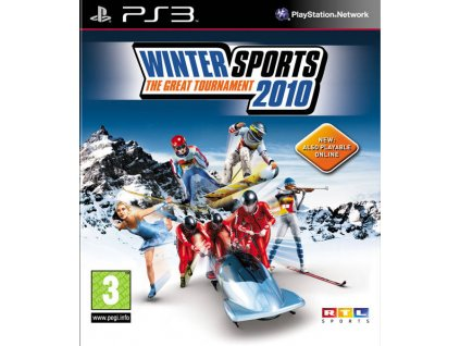 PS3 Winter Sports 2010