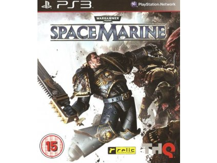 PS3 Warhammer 40000 Space Marine