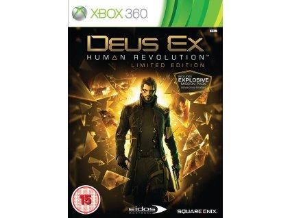 X360 Deus Ex Human Revolution