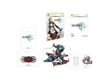 X360 Final Fantasy XIII Limited Edition