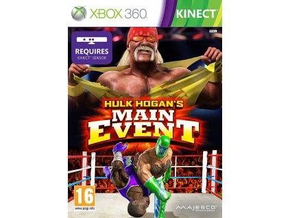 X360 Hulk Hogans Main Event