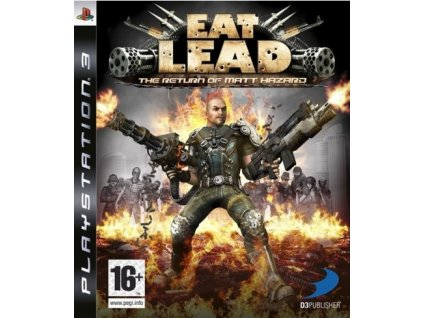 PS3 Eat Lead