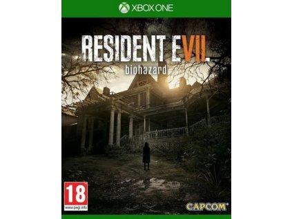 resident evil 7 biohazard xone
