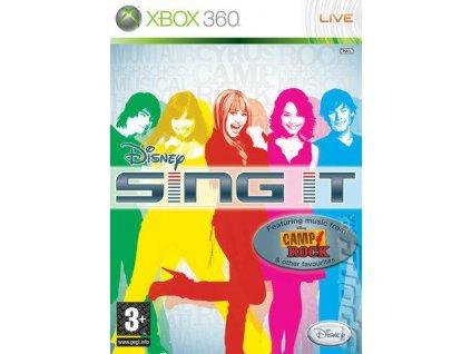 X360 Disney Sing It