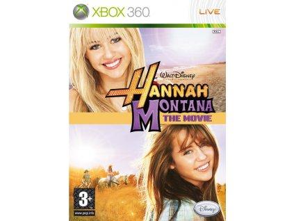 X360 Hannah Montana The Movie
