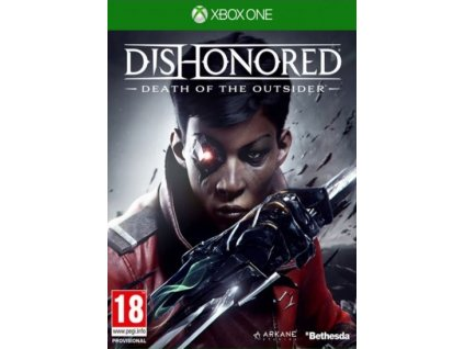 XONE Dishonored Death of the Outsider