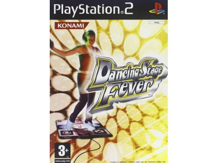PS2 Dancing Stage Fever