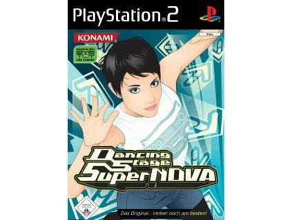 PS2 Dancing Stage Supernova