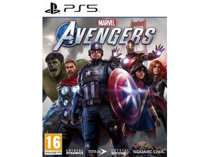 PS5 Marvel Avengers CZ