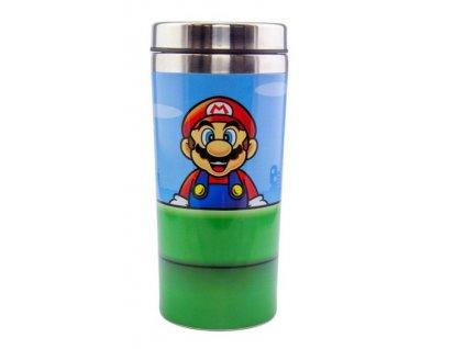 Merch Cestovní hrnek Super Mario 450 ml