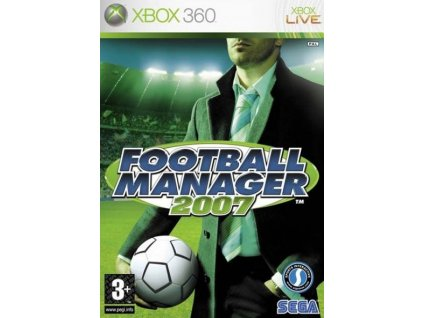 X360 Football Manager 2007