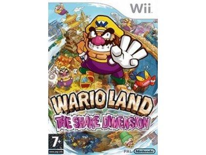 Wii Wario Land Shake It!