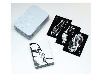 Merch Hrací karty Star Wars