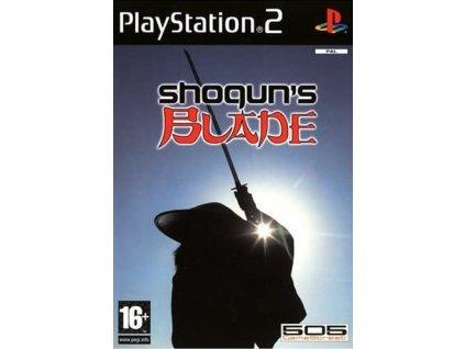 PS2 Shoguns Blade
