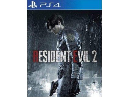 PS4 Resident Evil 2 Lenticular