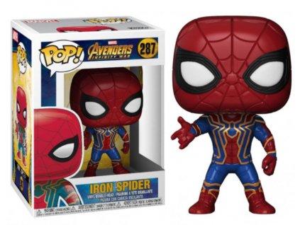 Merch Funko Pop! 287 Marvel Avengers Infinity War Iron Spider