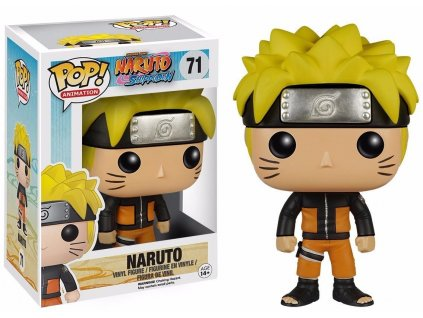 Merch Funko Pop! 71 Animation Naruto Shippuden