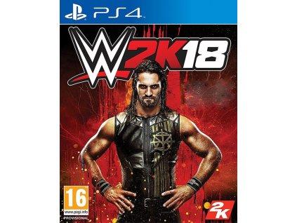 PS4 WWE 2K18 - jen hra