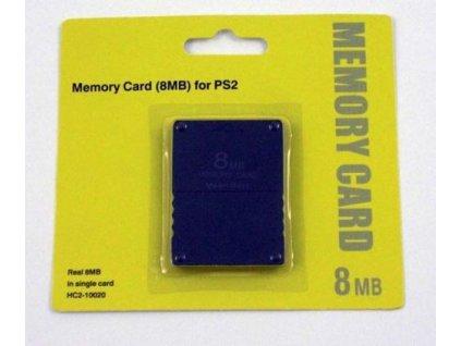 PS2 Paměťová karta 8 MB