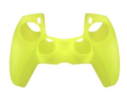 ps4 silikon žlutá