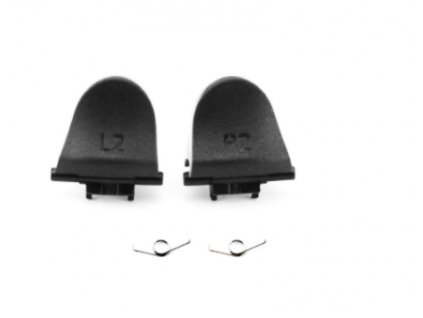 PS4 Tlačítka L2R2 tmavě šedá