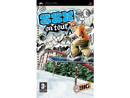 PSP SSX On Tour