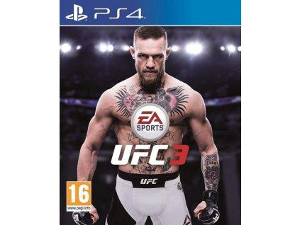 PS4 UFC 3