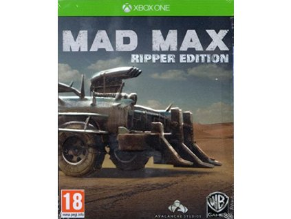 XONE Mad Max Ripper Special Edition Steelbook Nové