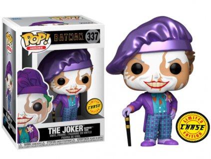 Merch Funko Pop! 337 Dc Heroes Batman 1989 The Joker Limited Chase Edition