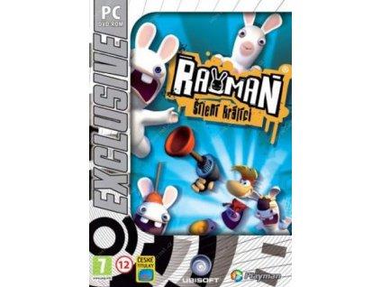 PC Rayman šílení králíci CZ