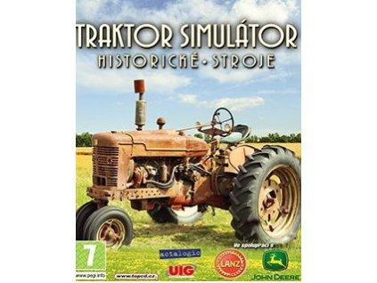 PC Traktor Simulátor Historické Stroje CZ