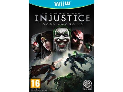 WiiU Injustice Gods Among Us