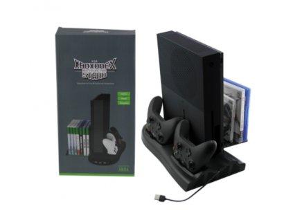 XONE Multifunkční nabíjecí stanice pro Xbox One X KJH