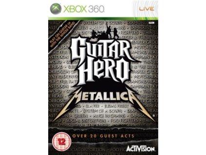 X360 Guitar Hero Metallica Special Edition T Shirt