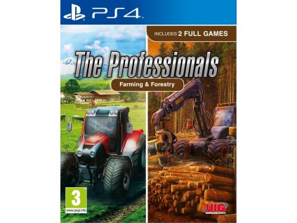 PS4 Professional Farmer and Forestry