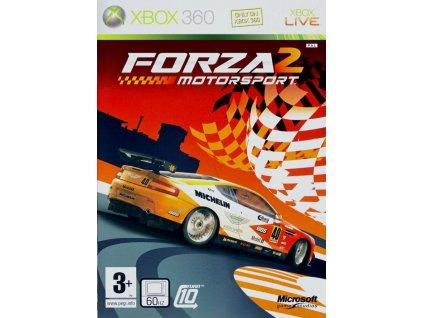 X360 Forza Motorsport 2 CZ