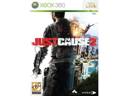 X360 Just Cause 2