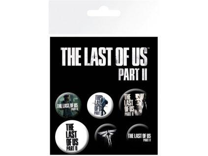 Merch Odznáčky The Last of Us Part II