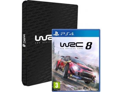 PS4 WRC 8 Collectors Edition
