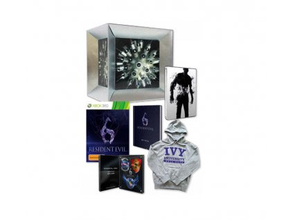 X360 Resident Evil 6 Collectors Edition