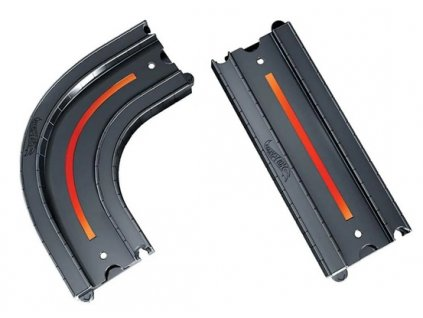 Toys Hot Wheels City Track Pack 1 Curved Track