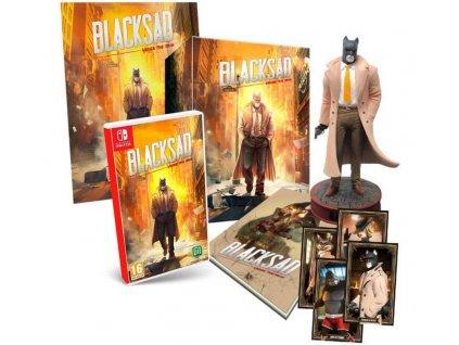 Switch Blacksad Under the skin Collectors Edition