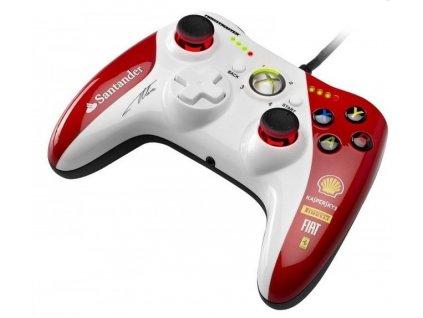 X360PC ovladač drátový Thrustmaster GPX Lightback F1 Ferrari