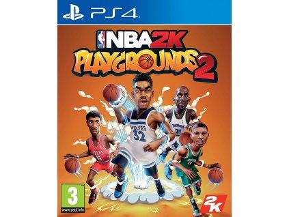 PS4 NBA 2K Playgrounds 2